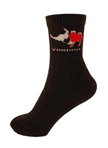 warmest socks: yak wool socks from Mongolia